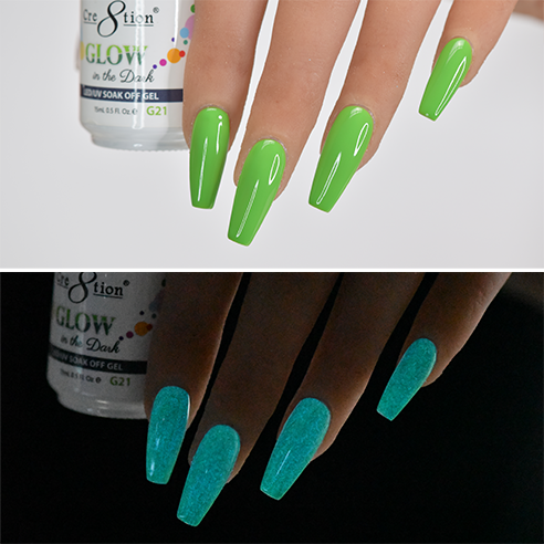 Cre8tion Glow In The Dark Gel, G21 KK