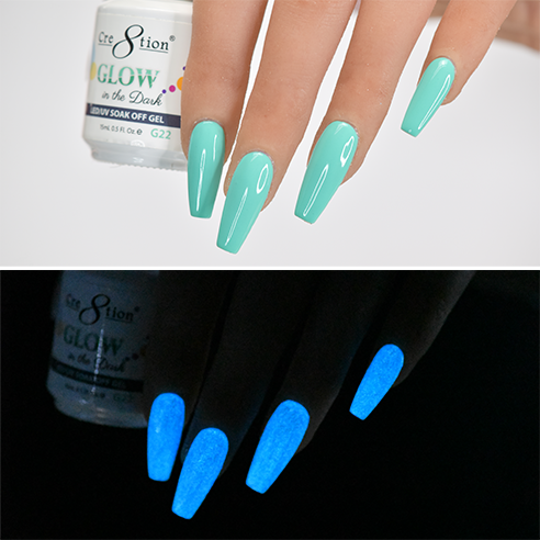 Cre8tion Glow In The Dark Gel, G22 KK