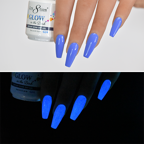Cre8tion Glow In The Dark Gel, G24 KK