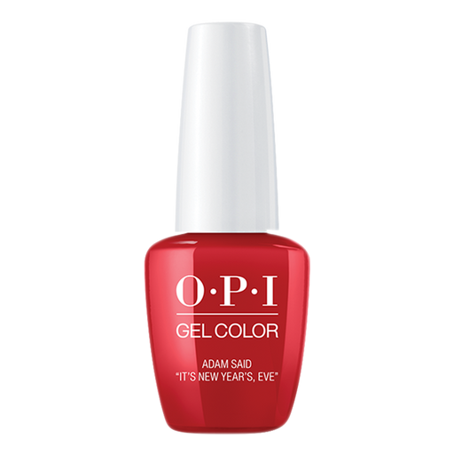 "OPI GelColor, Love OPI XOXO Collection, HPJ09, Adam said ""Its New Years Eve"", 0.5oz KK1005"