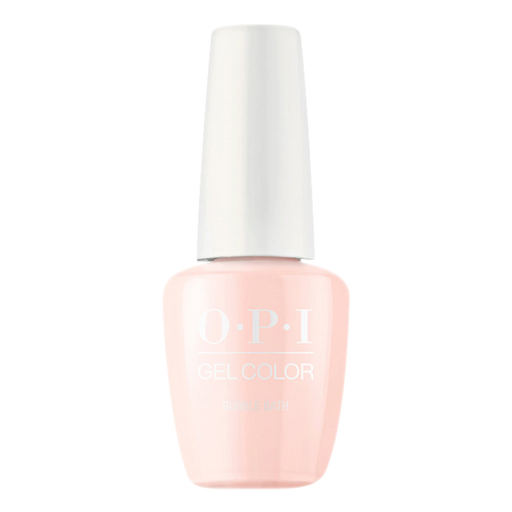 OPI GelColor, S86, Bubble Bath (Available 3 IN 1), 0.5oz BB KK1129