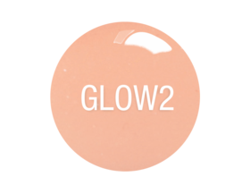 SNS Gelous Dipping Powder, GW02, Glow In The Dark Collection, 1oz KK0724