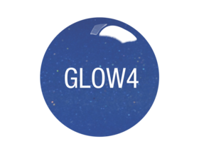 SNS Gelous Dipping Powder, GW04, Glow In The Dark Collection, 1oz KK0724