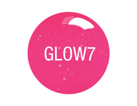 SNS Gelous Dipping Powder, GW07, Glow In The Dark Collection, 1oz KK0724