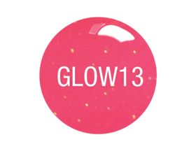 SNS Gelous Dipping Powder, GW13, Glow In The Dark Collection, 1oz KK0724