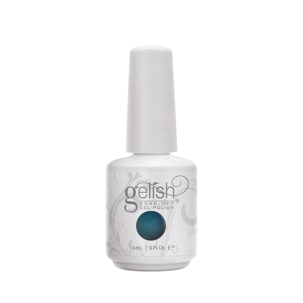 Gelish Gel Polish, 01466, Love In Bloom Collection 2013, Garden Teal Party, 0.5oz OK0422VD