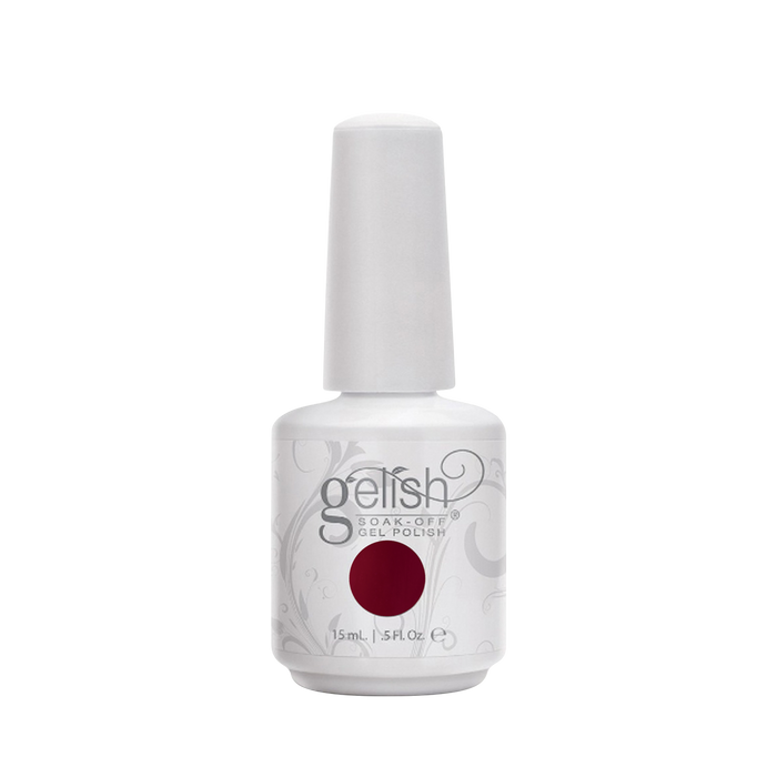 Gelish Gel Polish, 01468, Winter Reds Collection 2013, Dancer Prancer Cranberry Vixen, 0.5oz OK0422VD