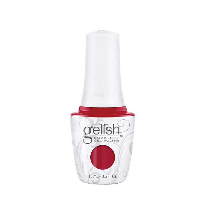 Gelish Gel Polish, 1110829, Winter Reds Collection 2013, Red Roses, 0.5oz OK0422VD