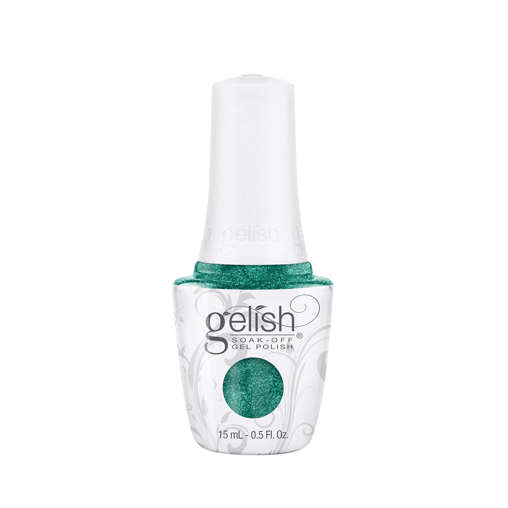 Gelish Gel Polish, 1110844, Mint Icing, 0.5oz OK0422VD