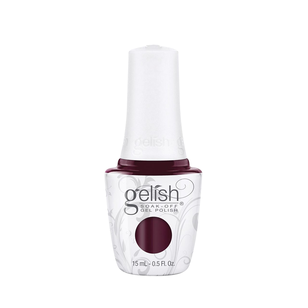 Gelish Gel Polish, 1110867, Black Cherry Berry, 0.5oz OK0422VD