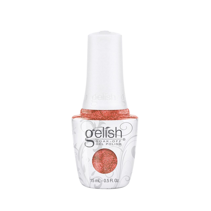 Gelish Gel Polish, 1110875, Sunrise And The City, 0.5oz OK0422VD