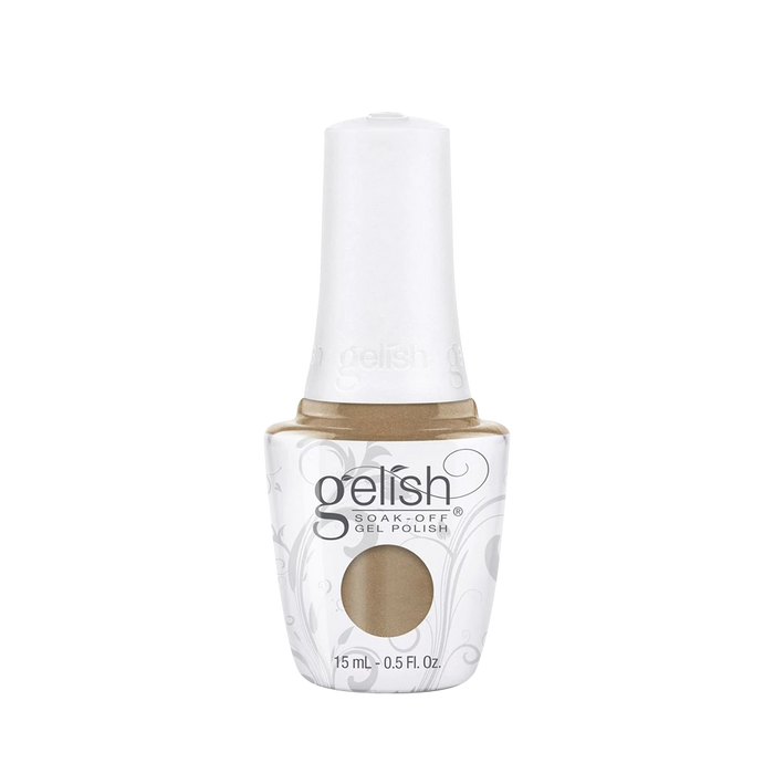 Gelish Gel Polish, 1110878, Taupe Model, 0.5oz OK0422VD