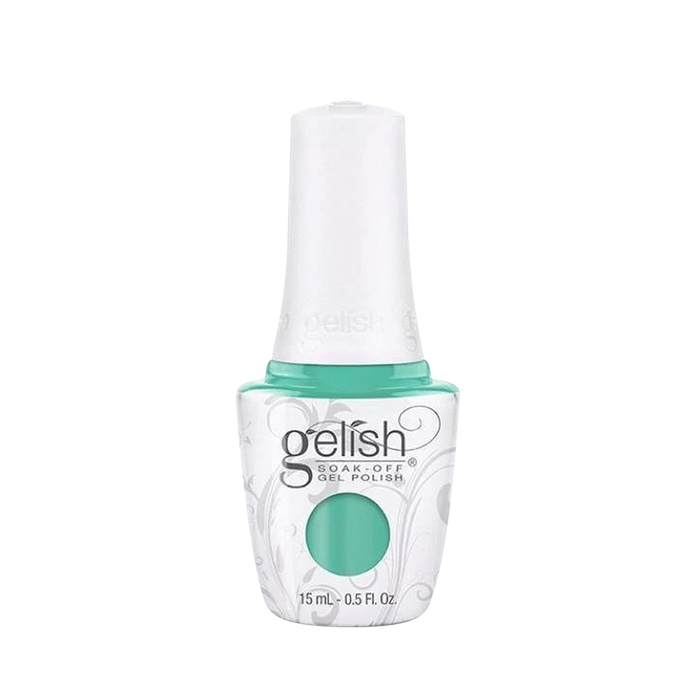 Gelish Gel Polish, 1110890, Love In Bloom Collection 2013, A Mint Of Spring, 0.5oz OK0422VD