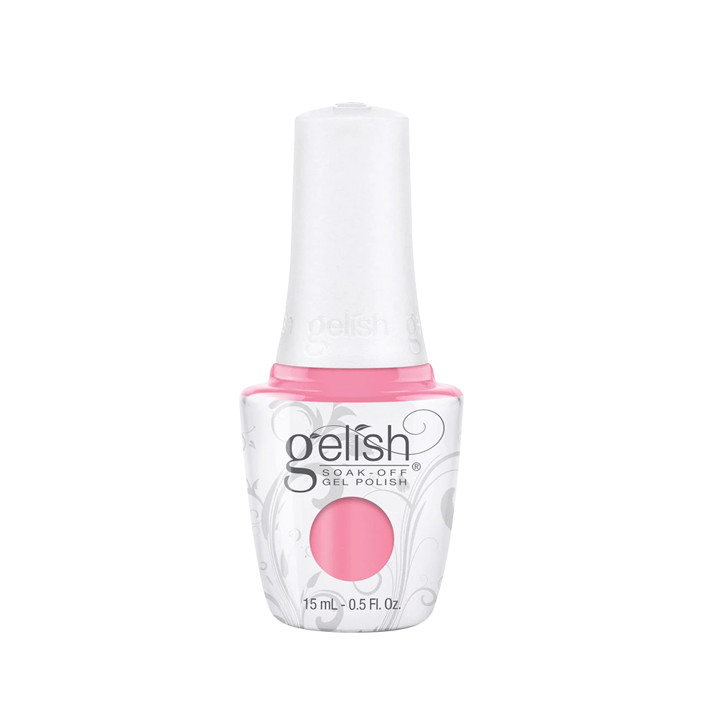 Gelish Gel Polish, 1110916, All About The Glow Collection 2013, Make You Blink Pink, 0.5oz OK0422VD
