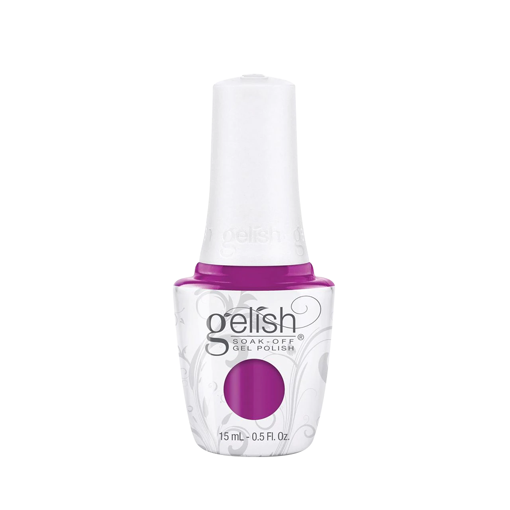 Gelish Gel Polish, 1110936, Colors Of Paradise Collection 2014, Tahiti Hottie, 0.5oz OK0422VD