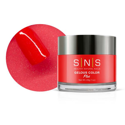 SNS Gelous Dipping Powder, Color List in Note, 1oz, 000