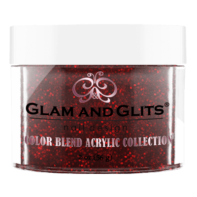 G & G Color Blend Acrylic Powder, BL3045, Pretty Cruel, 2oz