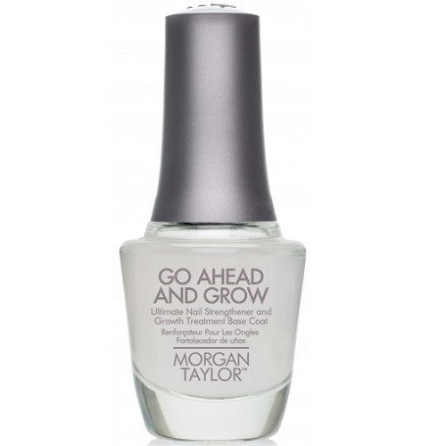Morgan Taylor, 51004, Go Ahead And Grow - Base Coat, 0.5oz