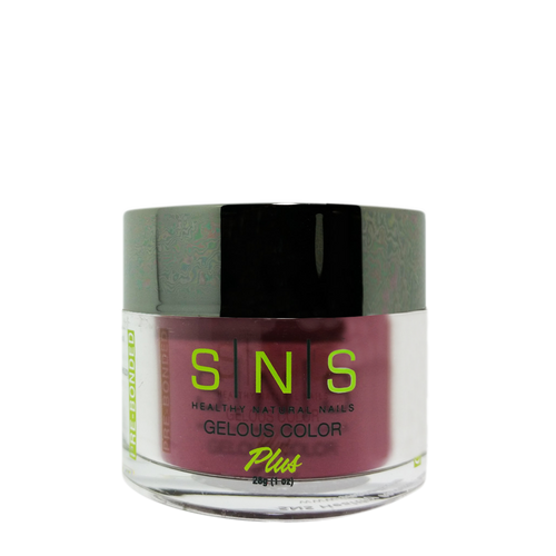SNS Gelous Dipping Powder, HC10, Holiday Collection, 1oz BB KK