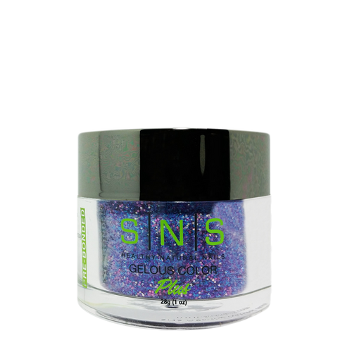 SNS Gelous Dipping Powder, HC14, Holiday Collection, 1oz BB KK