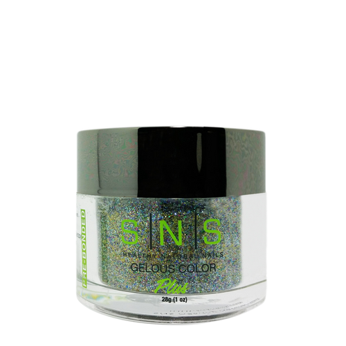 SNS Gelous Dipping Powder, HC16, Holiday Collection, 1oz BB KK