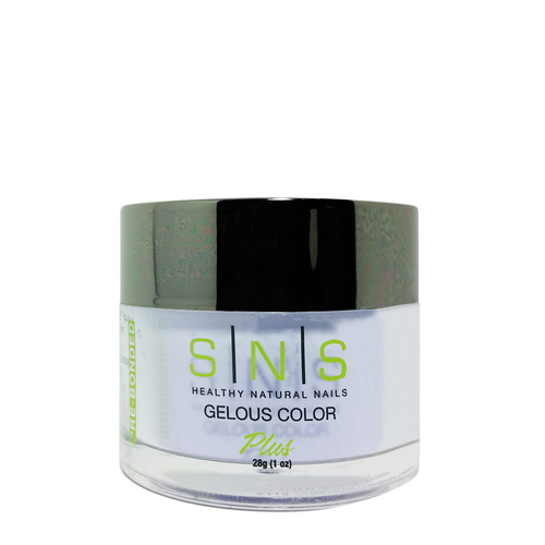 SNS Gelous Dipping Powder, HC19, Holiday Collection, 1oz BB KK0724