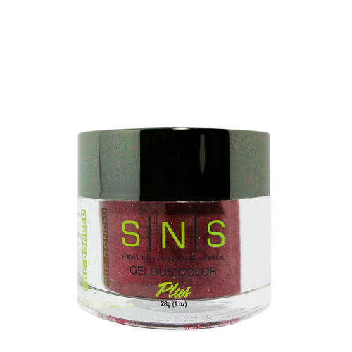 SNS Gelous Dipping Powder, HC01, Holiday Collection, 1oz BB KK0724