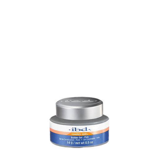 IBD Hard Gel UV, Builder Gel, PINK, 0.5oz, 604001 OK0918VD
