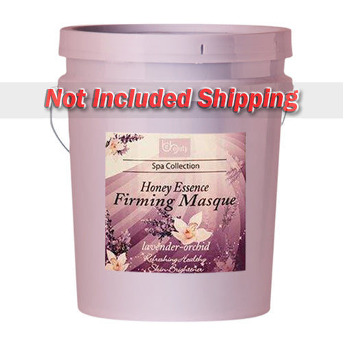 Be Beauty Spa Collection, Honey Essence Firming Masque, Lavender & Orchid, 5Gallon