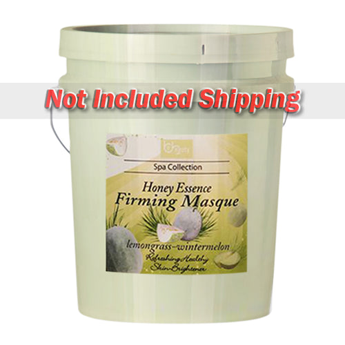 Be Beauty Spa Collection, Honey Essence Firming Masque, Lemongrass & Wintermelon, 5Gallon KK0511