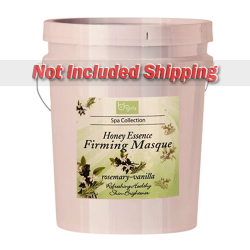 Be Beauty Spa Collection, Honey Essence Firming Masque, Rosemary & Vanilla, 5Gallon KK0511