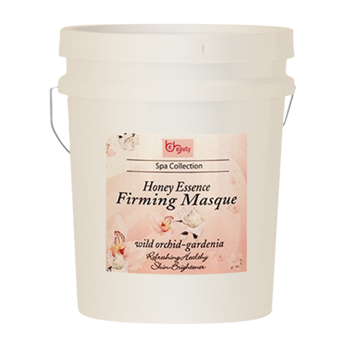 Be Beauty Spa Collection, Honey Essence Firming Masque, Will Orchid & Gardenia, 5Gallon