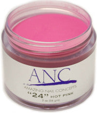 ANC Dipping Powder, 2OP024, Hot Pink, 2oz, 74591 KK