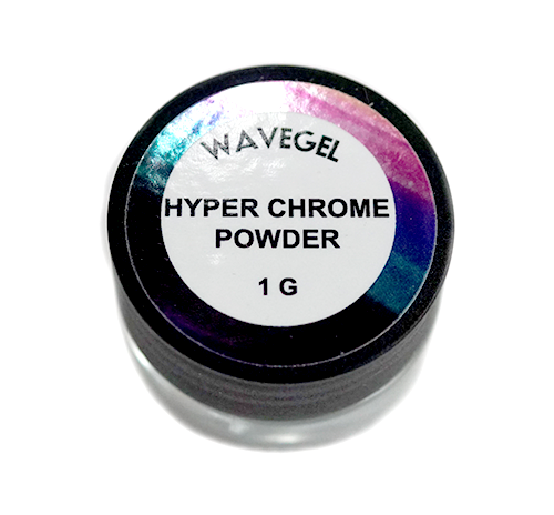 Wave Gel Nail Art Hyper Chrome, 01, 1oz OK1129