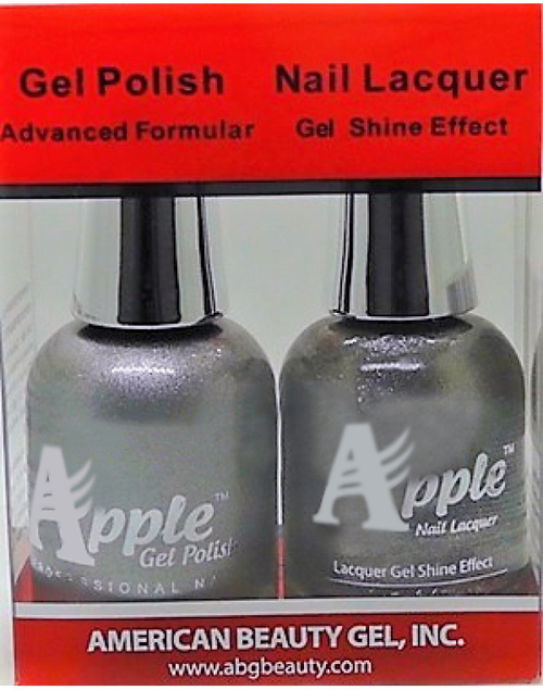 Apple Nail Lacquer And Gel Polish, 216, Disco Night, 0.5oz KK