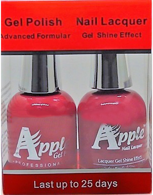 Apple Nail Lacquer And Gel Polish, 243, Sweet Mary, 0.5oz KK