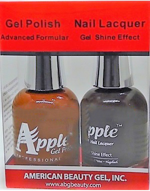 Apple Nail Lacquer And Gel Polish, 250, Harvest Moon, 0.5oz KK