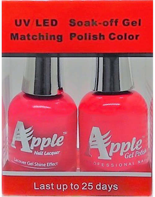 Apple Nail Lacquer And Gel Polish, 260, Sweet Premise, 0.5oz KK