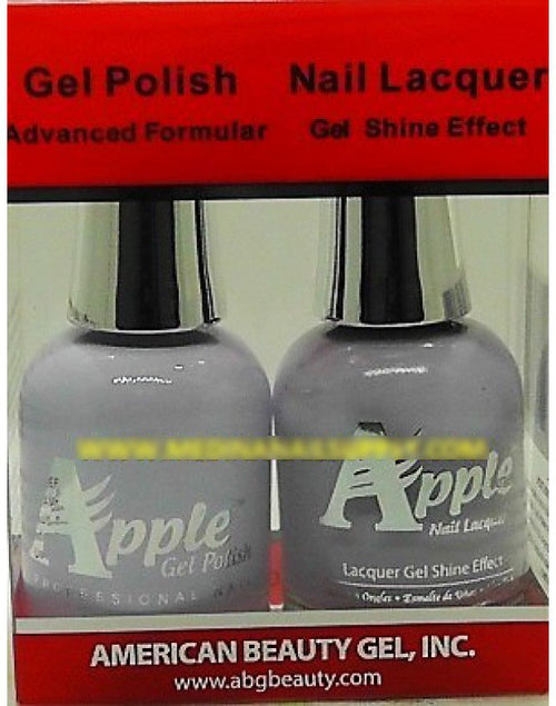 Apple Nail Lacquer And Gel Polish, 300, Ice Age, 0.5oz KK