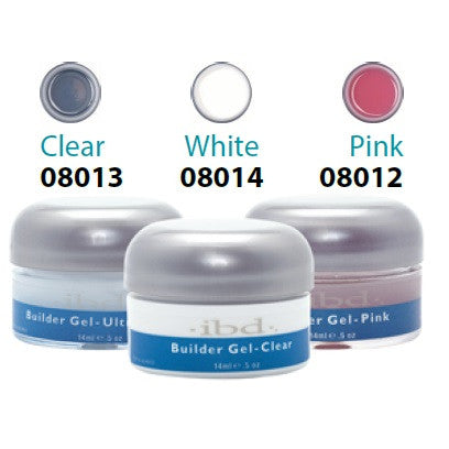 IBD Builder Gels, 60404, Ultra White, 2oz (OLD) KK