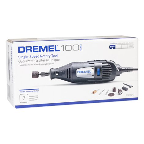 Set Hanging Machine (with Dremel 100)