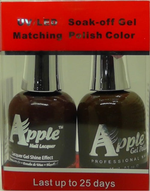 Apple Nail Lacquer And Gel Polish, 227, Mud Pie, 0.5oz KK