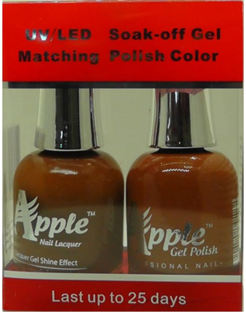 Apple Nail Lacquer And Gel Polish, 229, Ginger Bread, 0.5oz KK
