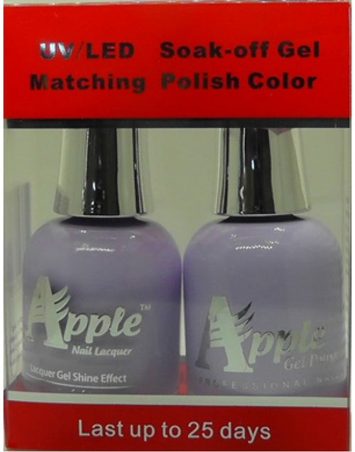 Apple Nail Lacquer And Gel Polish, 238, Reminishing-Touch, 0.5oz KK