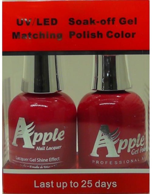 Apple Nail Lacquer And Gel Polish, 245, Flying Pigeon, 0.5oz KK