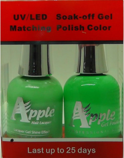 Apple Nail Lacquer And Gel Polish, 278, Sweet Cantoloype, 0.5oz KK