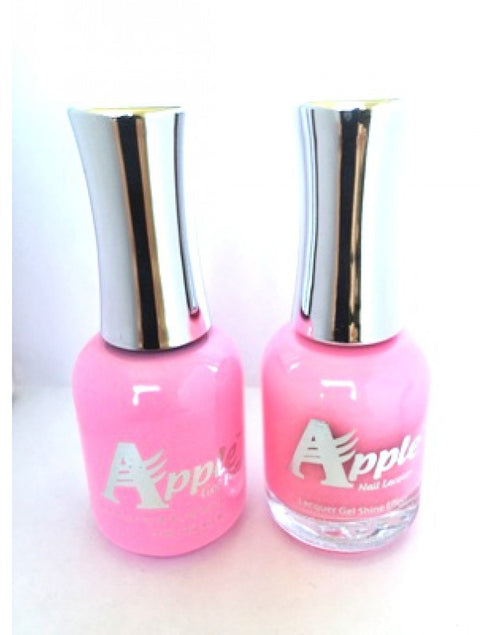 Apple Nail Lacquer And Gel Polish, 291, Beauty Of Luck, 0.5oz KK