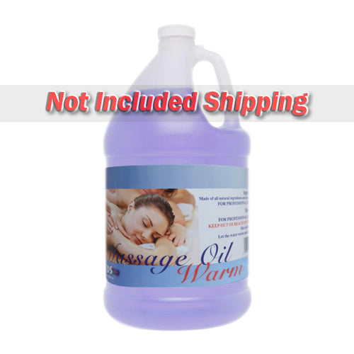 KDS Massage Oil, Warm Lavender, 1Gallon
