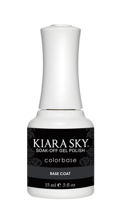 Kiara Sky Gel Base Coat, 0.5oz KK0925