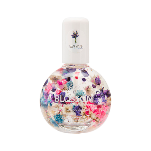 Blossom Floral Scented Cuticle Oil, Lavender, BLCO122-2, 0.92oz OK1207
